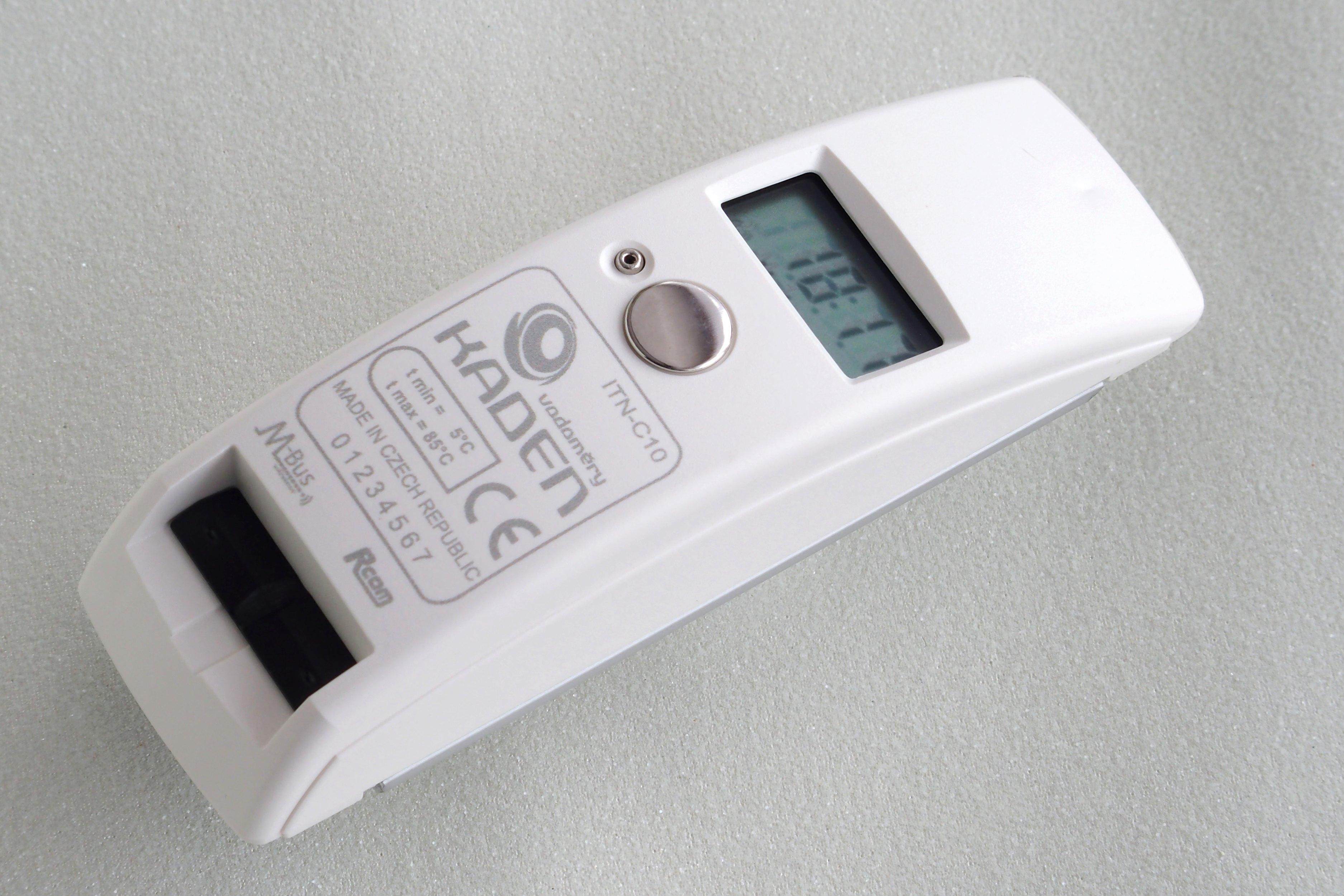 Možnosti měření spotřeby tepla